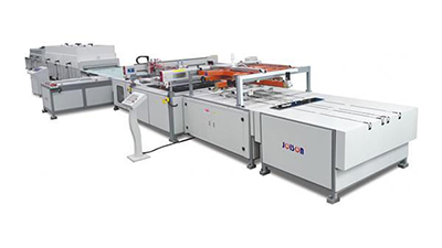 Automotive Glass Screen Printing Line